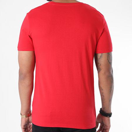 Da Uzi - Tee Shirt Logo Rouge