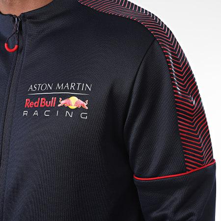 Red Bull Racing - Veste Zippée A Bandes 170701035 Bleu Marine