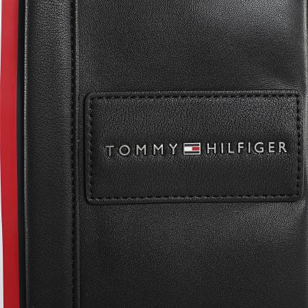 Tommy Hilfiger - Sacoche Metropolitan Mini Reporter 6242 Noir