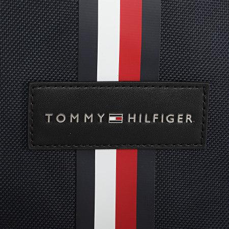 Tommy Hilfiger - Sacoche Uptown Nylon Mini Reporter 6243 Bleu Marine