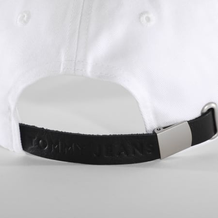 Tommy Jeans - Casquette Heritage 6272 Blanc