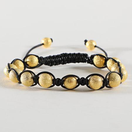 California Jewels - Bracelet 0572 Noir Doré