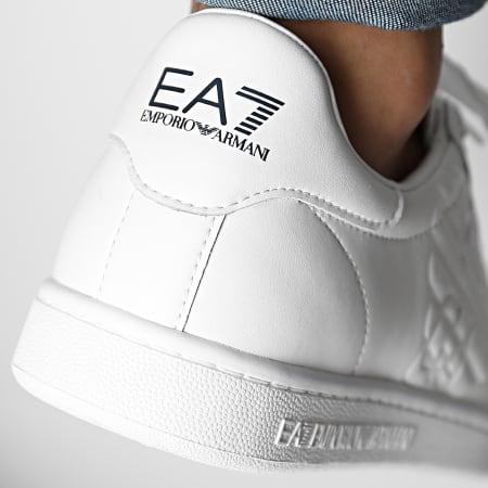 EA7 - Baskets Action X8X001-XCC51 Blanc
