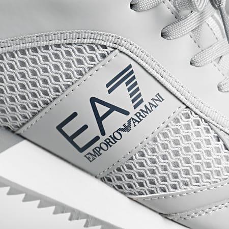 EA7 - Baskets X8X027-XK050 High Rise Navy
