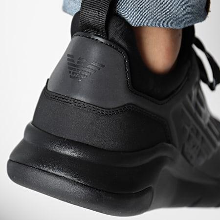 EA7 - Baskets X8X057-XCC55 Triple Black