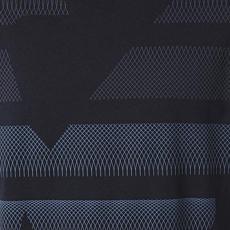 Emporio Armani - Tee Shirt 6H1TQ9-1JRKZ Bleu Marine