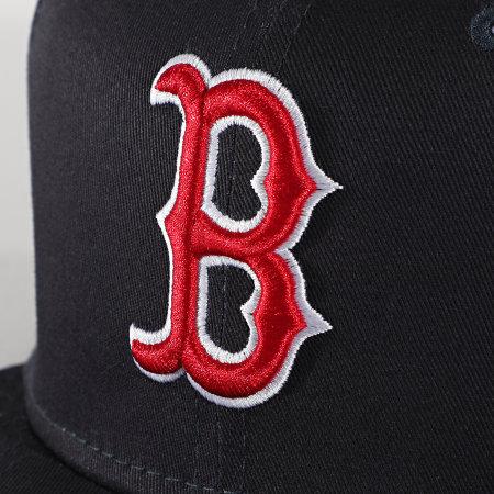 New Era - Casquette Snapback 9Fifty 10531956 Boston Red Sox Bleu Marine