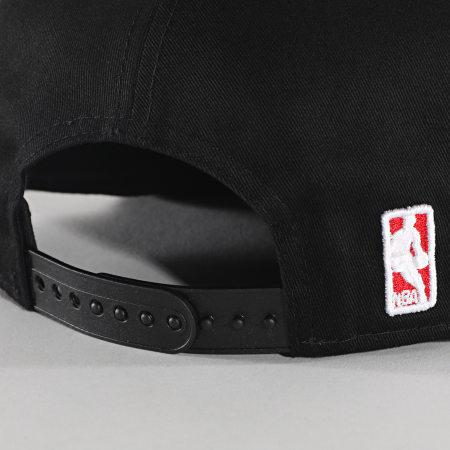 New Era - Casquette Snapback 9Fifty 12122725 Chicago Bulls Noir