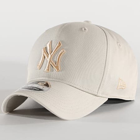 New Era - Casquette 9Fifty Stretch Snap 12523885 New York Yankees Beige