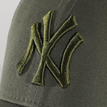 New Era - Casquette 9Forty League Essential 12523887 New York Yankees Vert Kaki