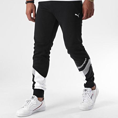 Puma - Pantalon Jogging Slim BMW Motorsport 597995 Noir