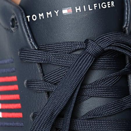 Tommy Hilfiger - Baskets Corporate Leather 2853 Desert Sky