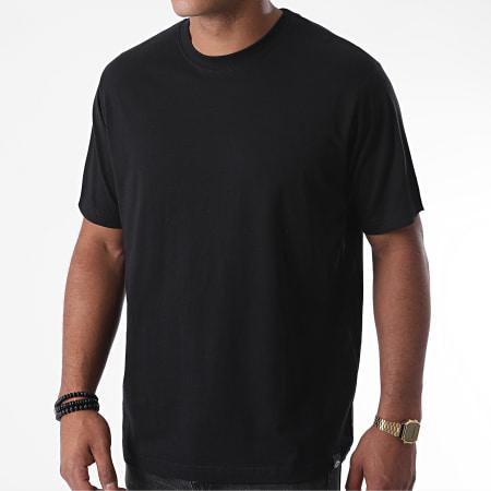 Dickies - Lot De 3 Tee Shirts DK621114 Noir Blanc Gris Chiné