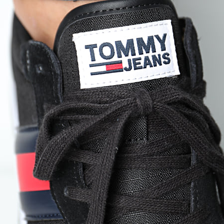 Tommy Jeans - Baskets Lifestyle 0492 Black