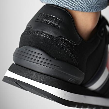 Tommy Jeans - Baskets Lifestyle 0492 Black