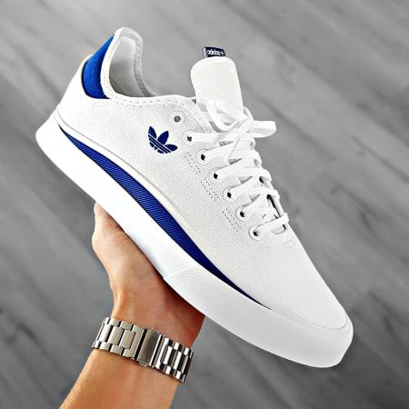 adidas - Baskets Sabalo FV0689 Footwear White Royal Blue