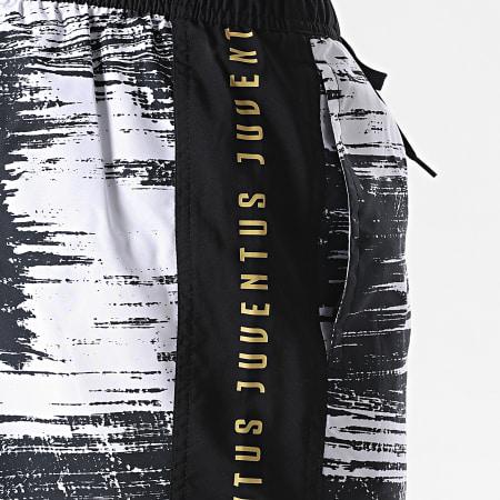 adidas - Short De Bain A Bandes Juventus CLX GE2719 Noir