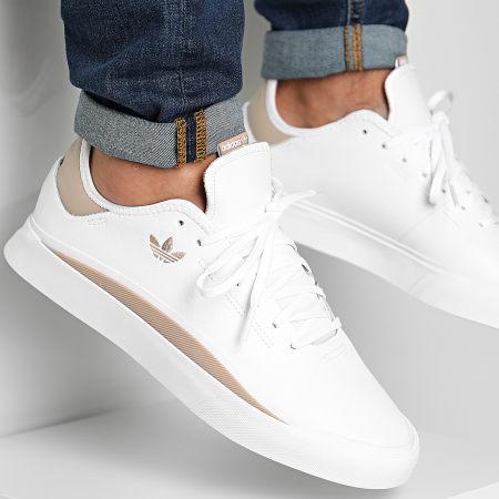 adidas - Baskets Sabalo FV9911 Footwear White