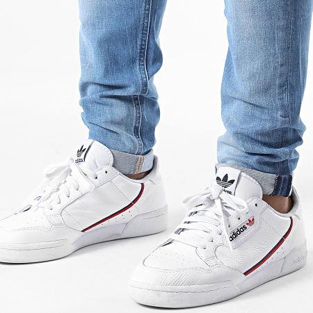 Tommy Hilfiger Jeans - Jean Skinny Miles 8246 Bleu Denim