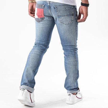 Tommy Hilfiger Jeans - Jean Slim Scanton 8252 Bleu Denim