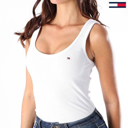 Tommy Hilfiger - Débardeur Femme Beryl 8287 Blanc