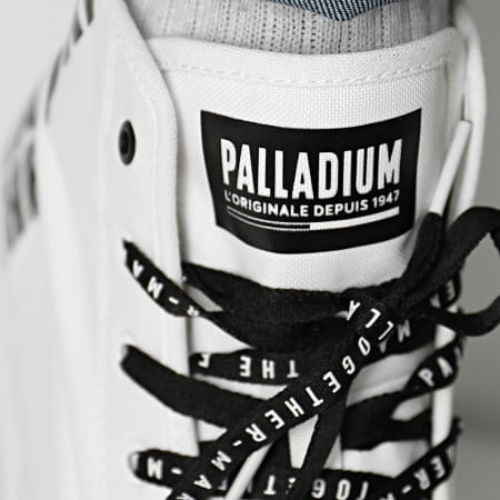 Palladium - Boots Pampa Hi Future 76885 White