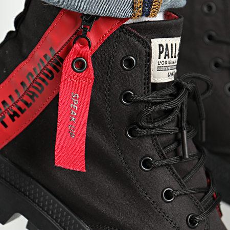 Palladium - Boots Pampa Unzipped 76443 Black