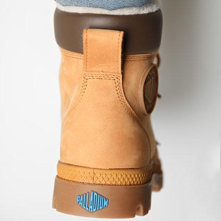 Palladium - Boots Pampa Sport Cuff Waterproof Plus 72992 Amber Gold Mid Gum