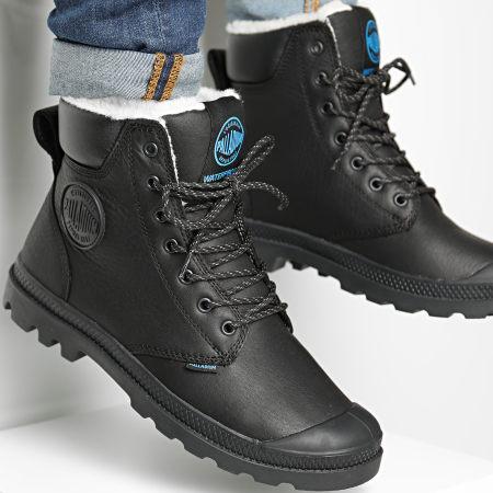 Palladium - Boots Pampa Sport Cuff Waterproof Plus 72992 Black
