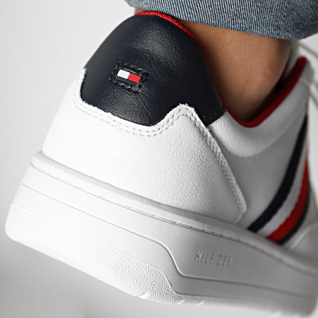 Tommy Hilfiger - Baskets Low Cupsole 2993 White