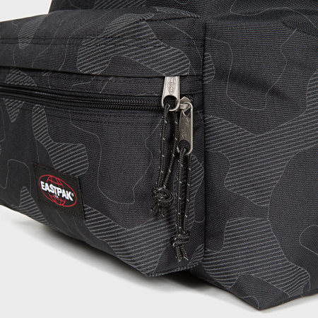 Eastpak - Sac A Dos Padded Zippl'r EA5B74 Noir Camouflage Réfléchissant