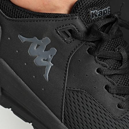 Kappa - Baskets Snugger 3112YYW Black Dark Grey