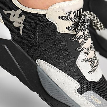 Kappa - Baskets Authentic Wallas 3117KXW Black Grey Beige
