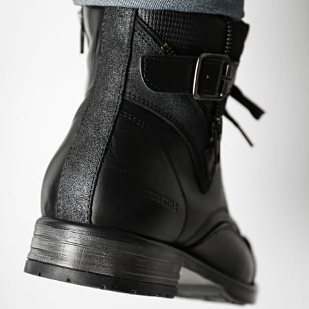 Redskins - Boots Yero JD681JZ Noir