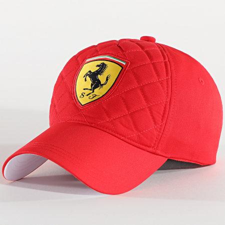 Ferrari - Casquette Quilt 130181044 Rouge