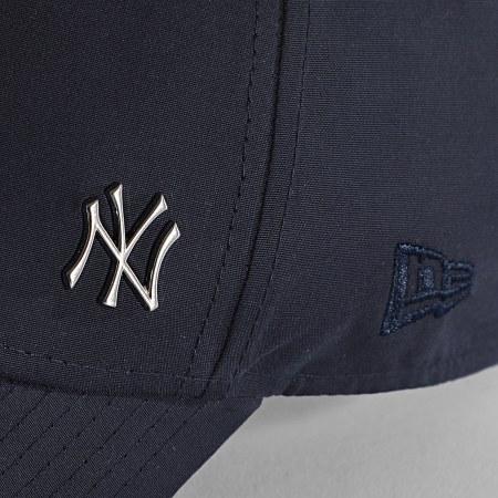 New Era - Casquette MLB 9Forty New York Yankees Logo 11198848 Bleu Marine