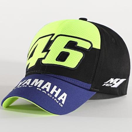 Yamaha - Casquette Dual VR YDMCA395309 Noir