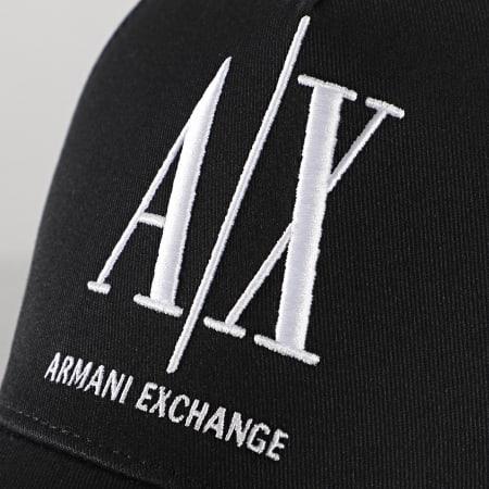 Armani Exchange - Casquette 954047-CC811 Noir