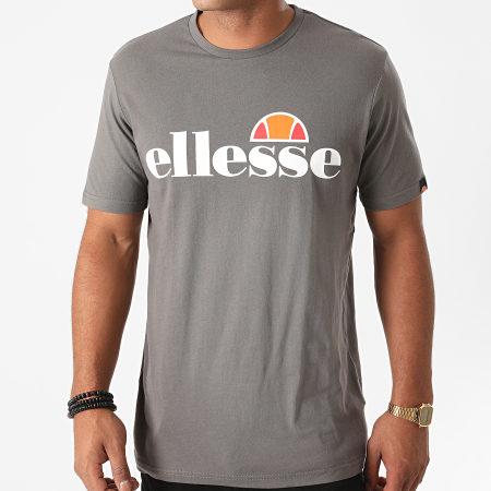 Ellesse - Tee Shirt Prado SHG07405 Gris Anthracite