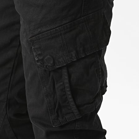 Classic Series - Pantalon Cargo WW6010 Noir