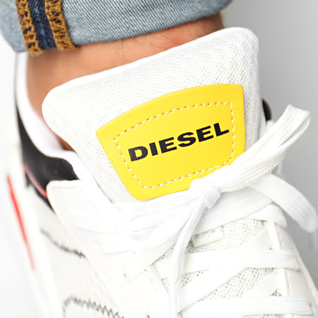 Diesel - Baskets Serendipity Low Y02159-P3163 Star White Old Gold