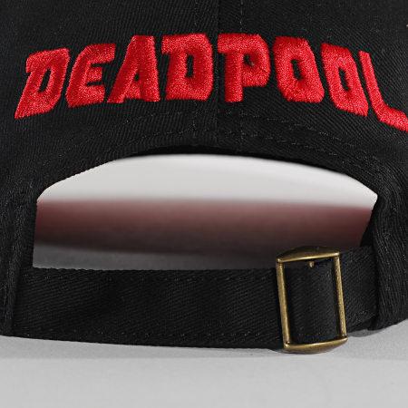 Deadpool - Casquette Logo Noir