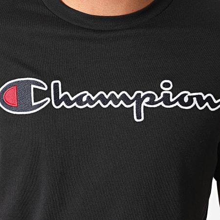 Champion - Tee Shirt 214726 Noir