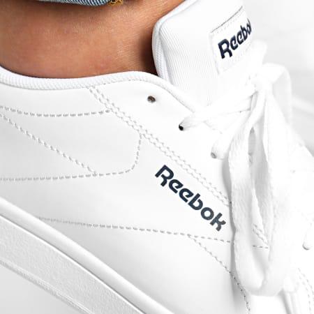 Reebok - Baskets Royal Complete CLN EG9415 White Collegiate Navy White