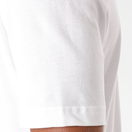 adidas - Polo Manches Courtes Essential GD2554 Blanc