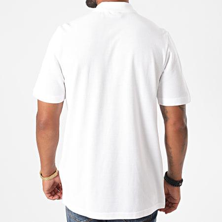 adidas - Polo Manches Courtes Essential GD2554 Blanc
