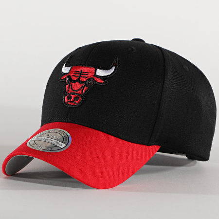 Mitchell And Ness - Casquette 110 Chicago Bulls Noir
