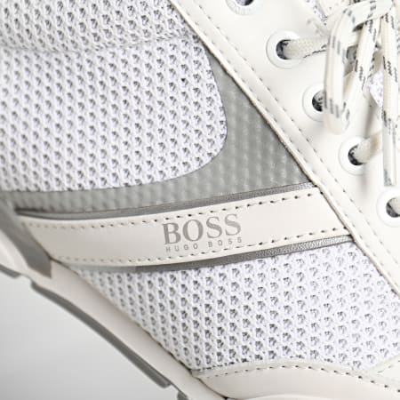 BOSS by Hugo Boss - Baskets Saturn Low 50439549 White