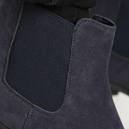 Classic Series - Chelsea Boots M3892 Bleu Marine