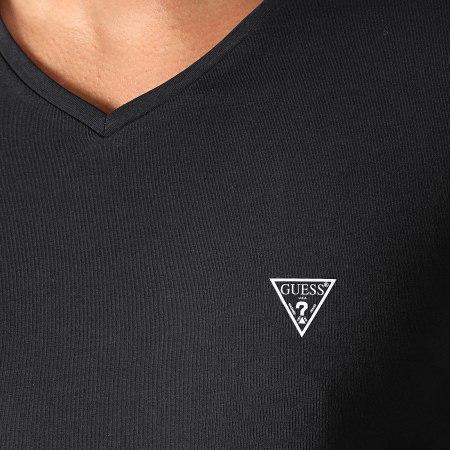 Guess - Lot De 2 Tee Shirts Col V U97G03-JR003 Noir